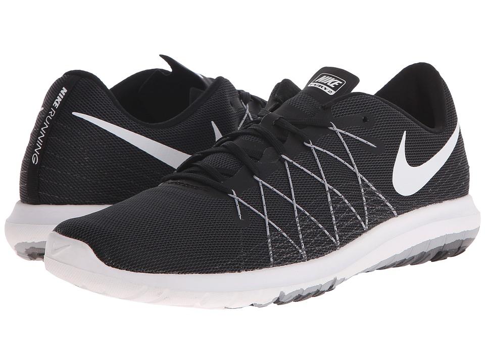 buy popular c2d9e a862f ... Men s Nike  Flex Fury 2  Running Shoe, Size UPC 091202649258 product  image for Nike - Flex Fury 2 (Black Wolf Grey