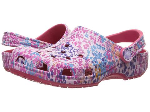 92b030e55 Crocs classic floral print free shipping both jpg 480x360 Flowered crocs