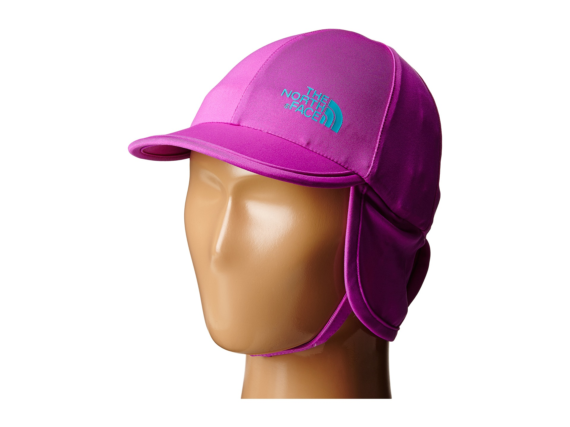 The North Face Kids Baby Sun Buster Hat Sweet Violet