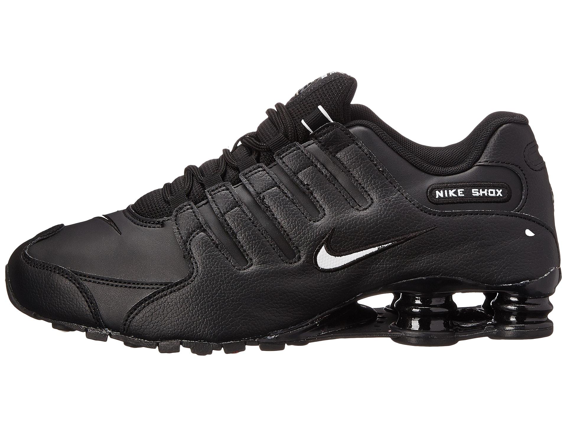 Boys Nike Shox Shoes