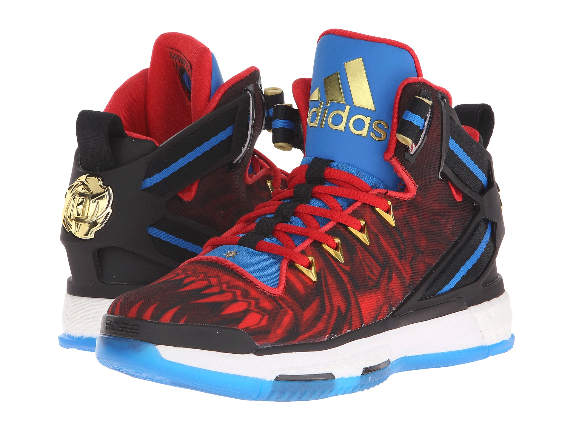 derrick rose shoes for kids - photo #41