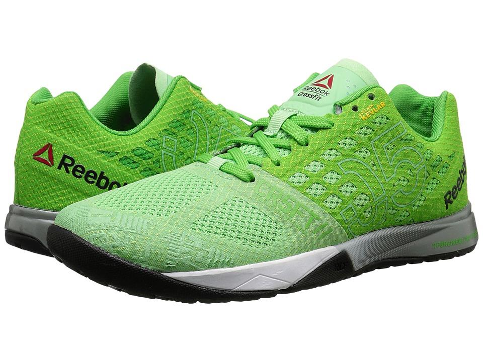 reebok lime green shoes Online Shopping