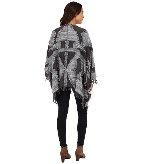 Chaser Baja Blanket Sweater Kimono Baja Knit - 6pm.com