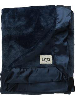 1sale Ugg Kids Receiving Blanket Large Infant Indigo