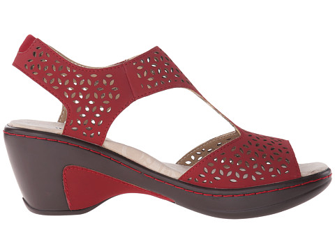 Jbu Shoes Red Brooks