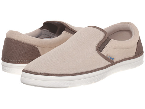 Men S Crocs Canvas Slipon Shoes