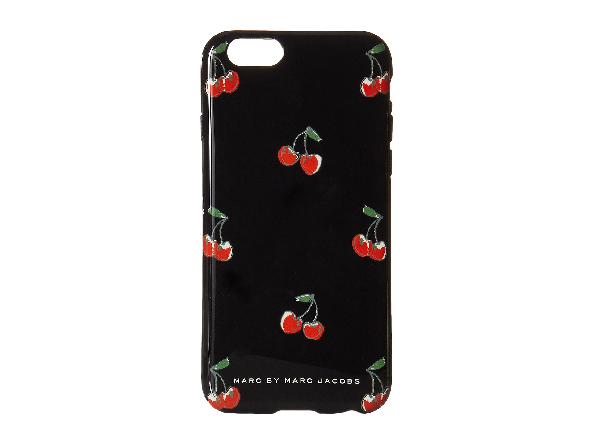 marc by marc jacobs phone cases cherry iphone 6s case. Black Bedroom Furniture Sets. Home Design Ideas