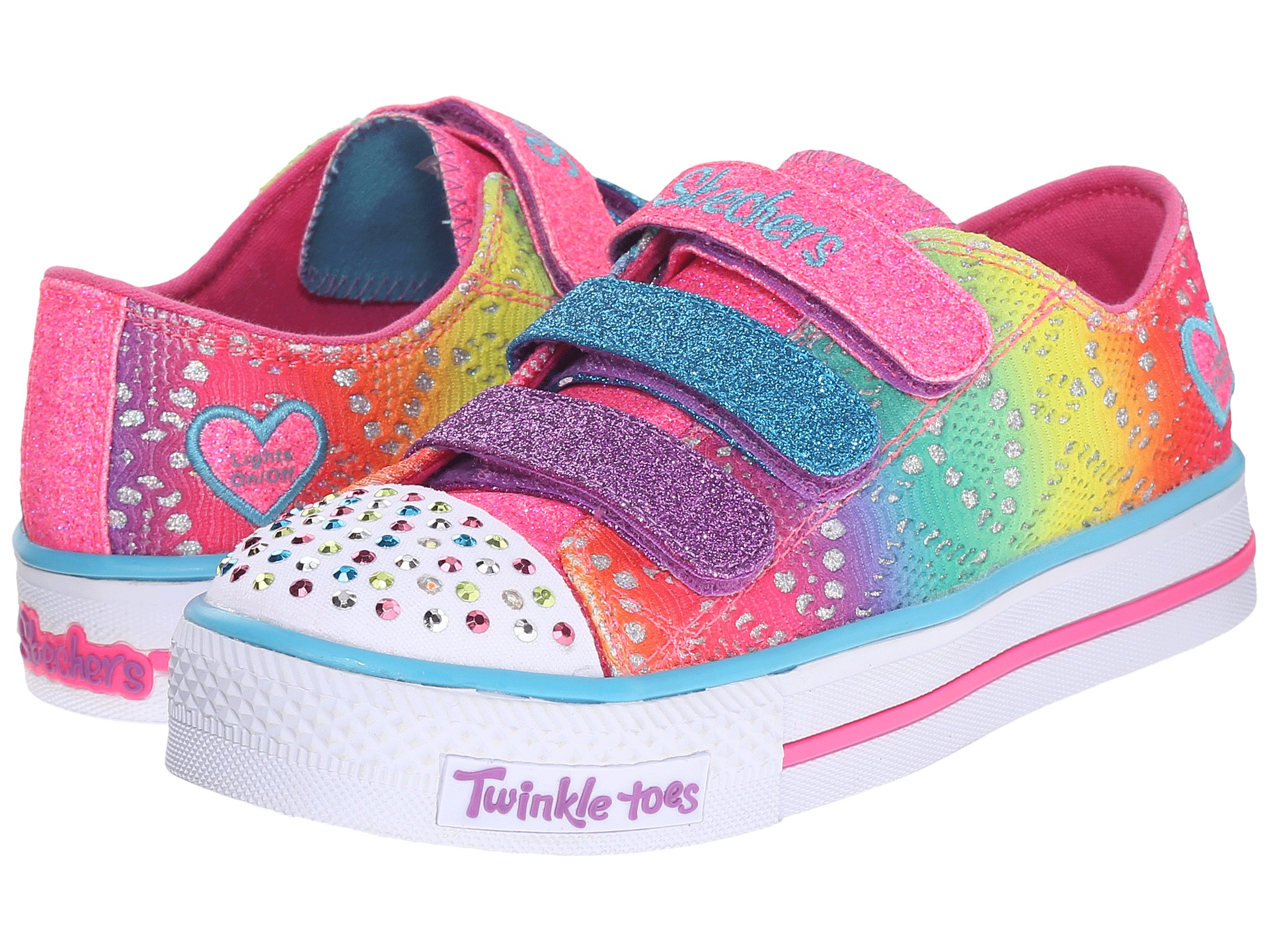 Twinkle Toes Shoes Size