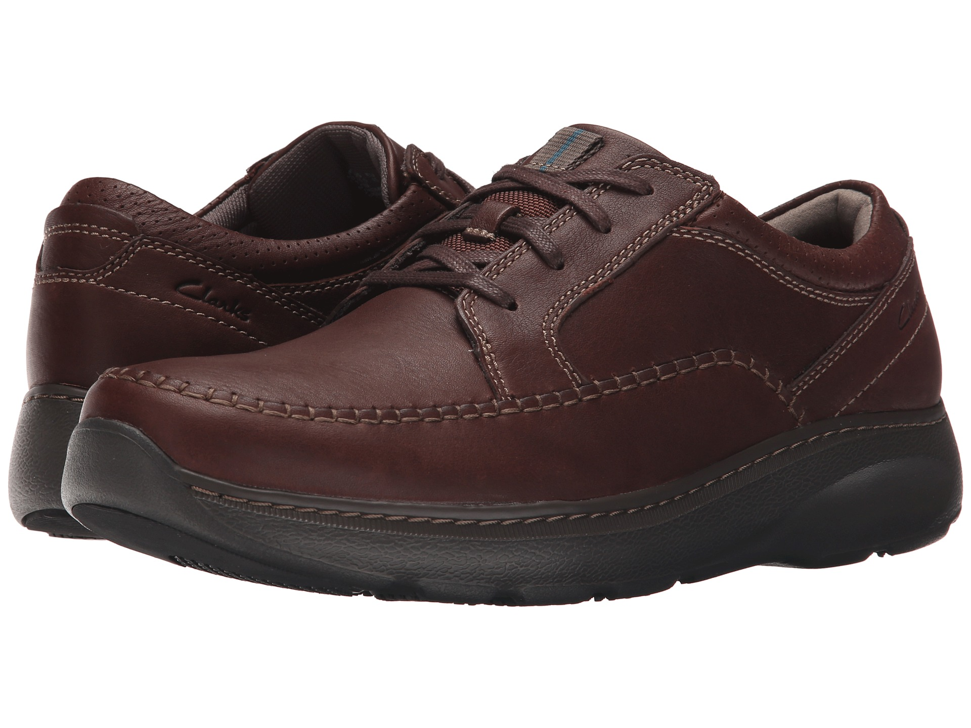 Clarks Size  Ee Wide Shoes Brown