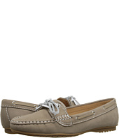 Sebago Becket Cross Taupe Leather Shipped Free At Zappos