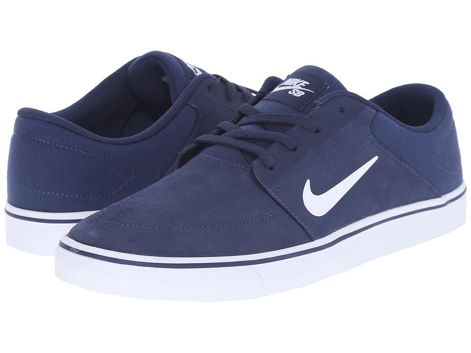 Nike Navy Blue Shoes Women