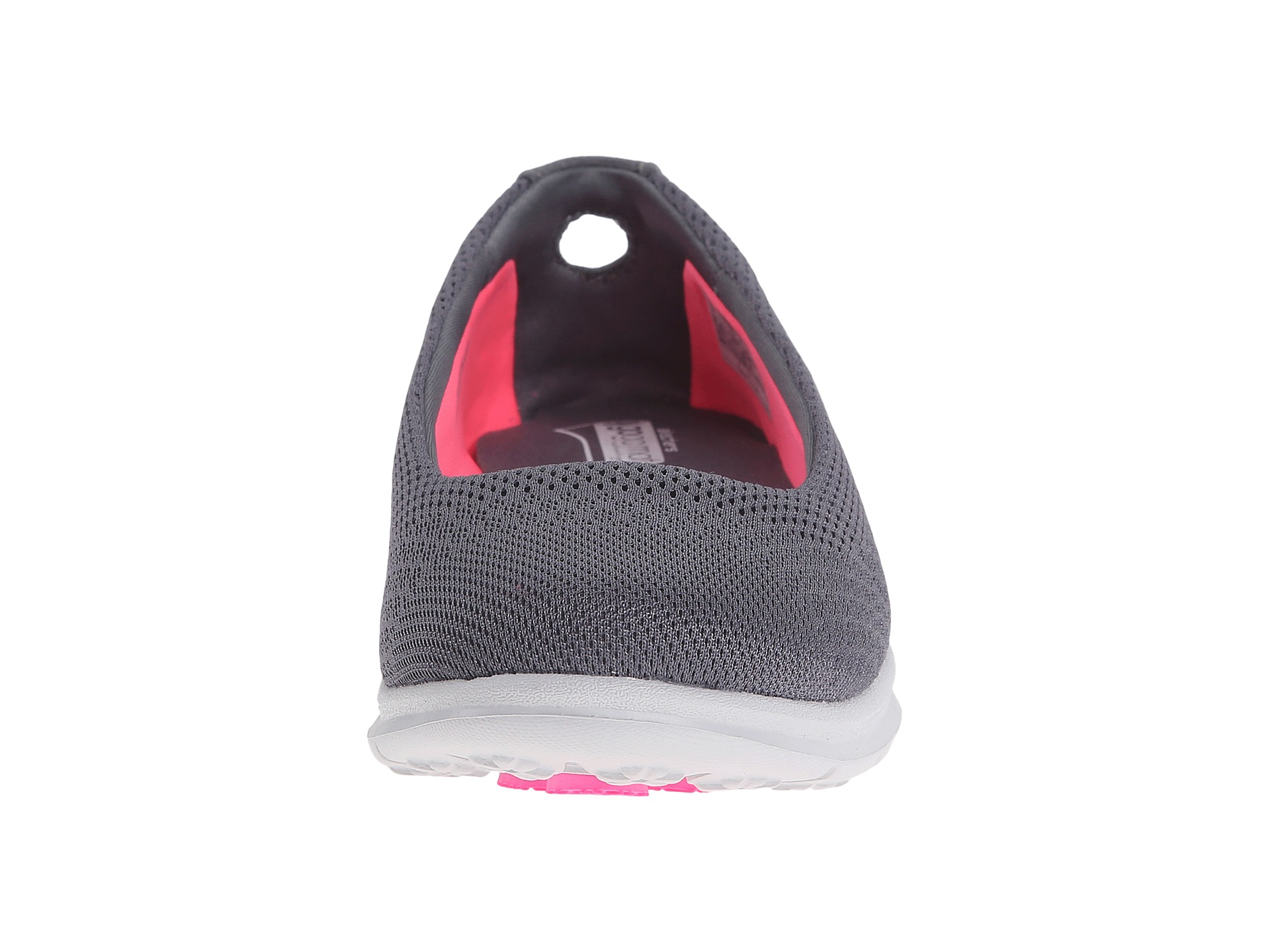 Skechers Performance Go Step Primary Charcoal Zappos