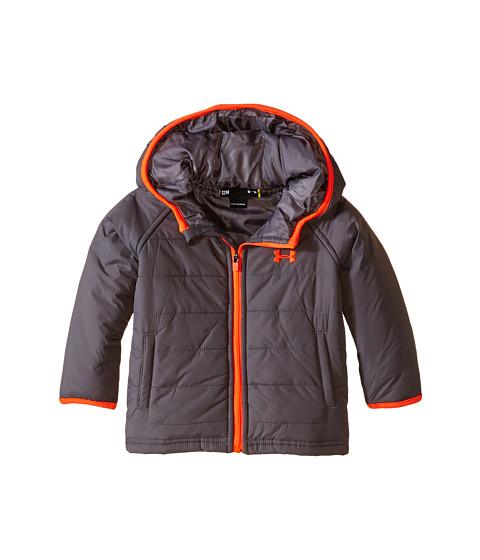 Under Armour Kids Hudson Quilted Jacket Infant Graphite