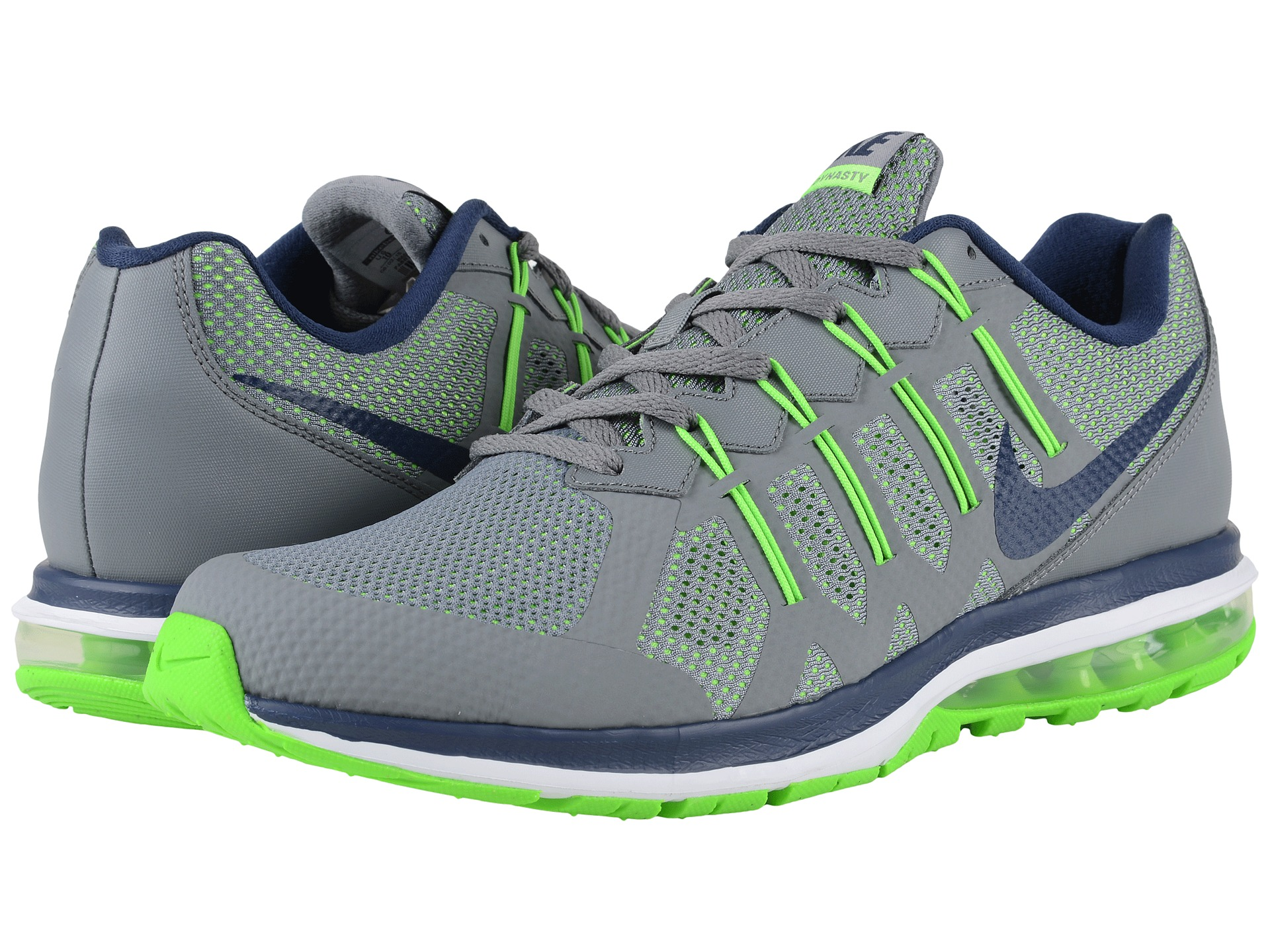 Nike Air Max Dynasty Cool Grey/Midnight Navy/Electric ...