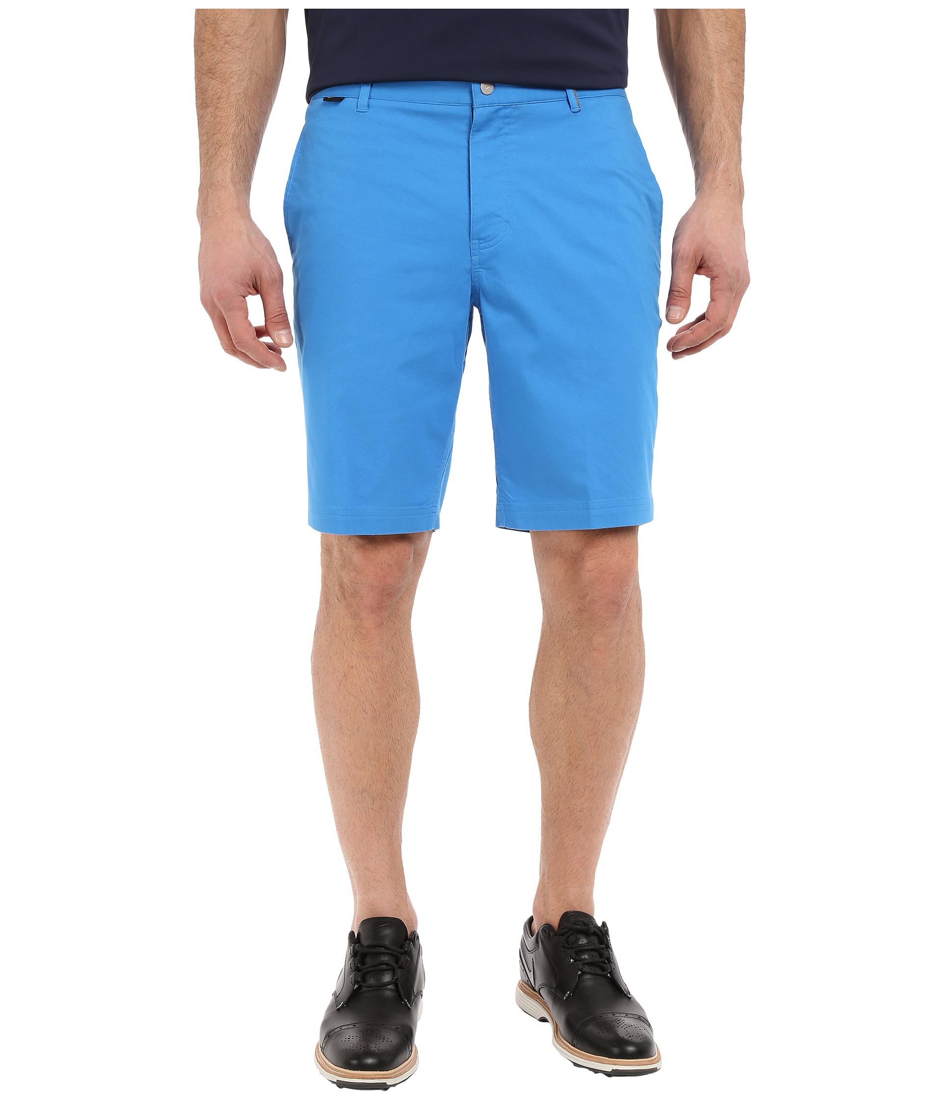 huge discount 6c6b5 98236 Nike Golf Modern Fit Washed Shorts
