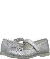 Vans Kids Authentic Toddler Youth Glitter Silver Shipped