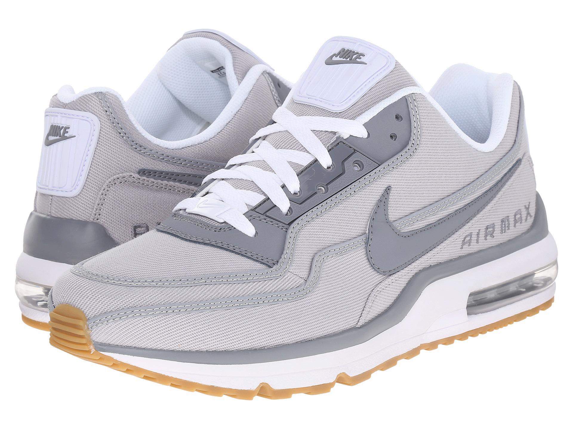 48eeef87251 nike air max ltd 3 txt wolf grey white gum light brown cool grey on ...
