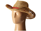 088d15bea5c70 Roxy Cowgirl Straw Hat (Deep Taupe)
