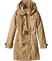 Vince Camuto Double Breasted Long Military Wool Coat J8201