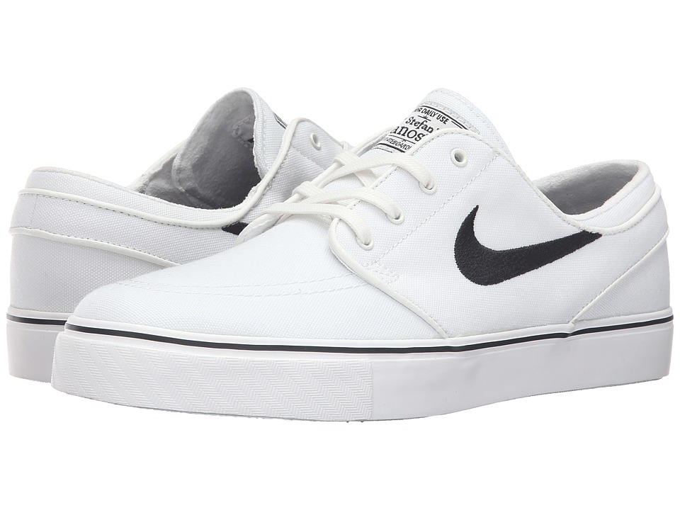 313b28cad096f UPC 886668098180 product image for Nike SB - Zoom Stefan Janoski Canvas  (Summit White  ...