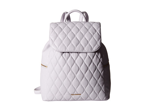 Vera Bradley Quilted Amy Backpack Cloud Gray Zappos Com
