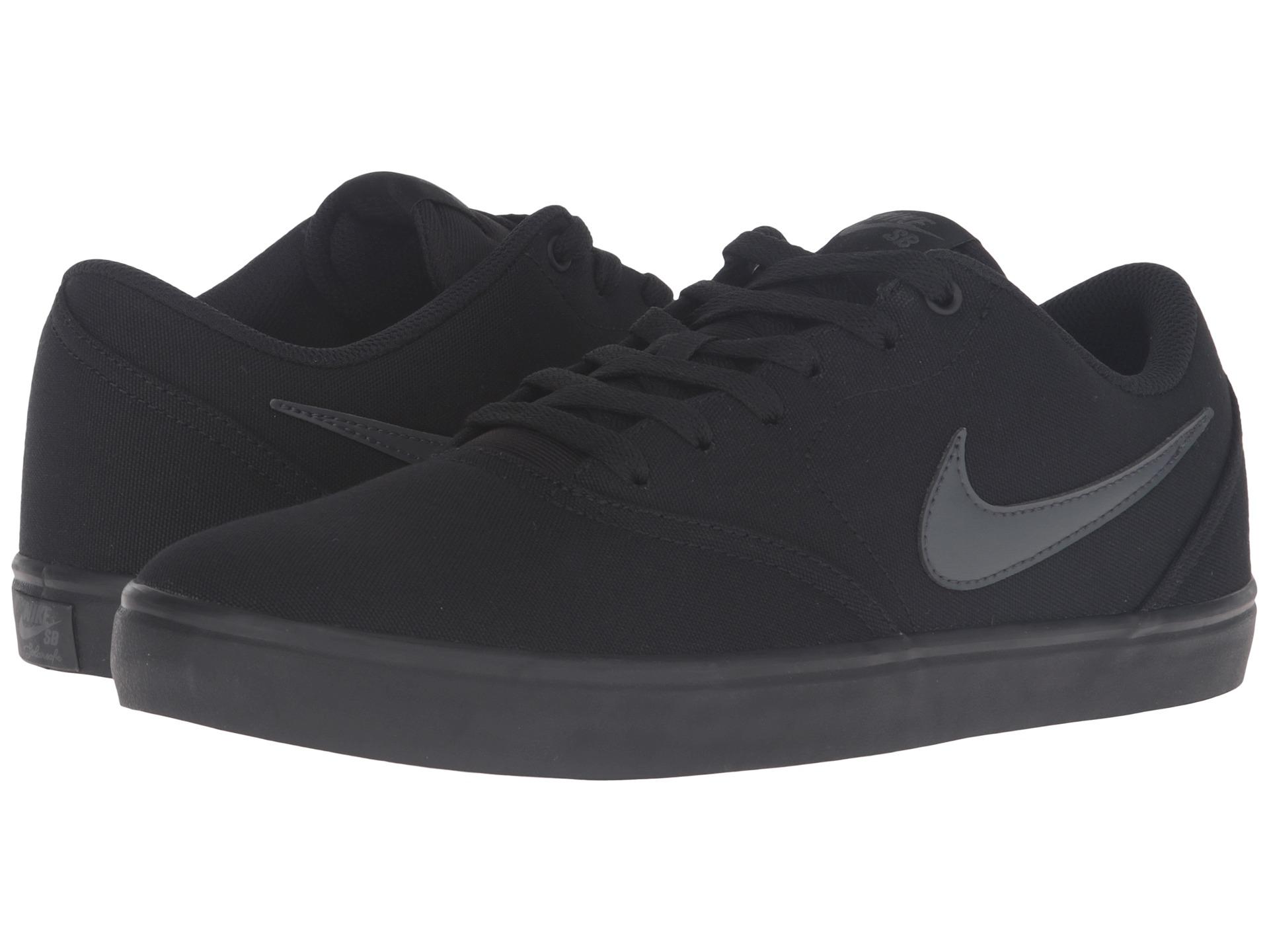 Nike Sb Check Skate Shoes Feet