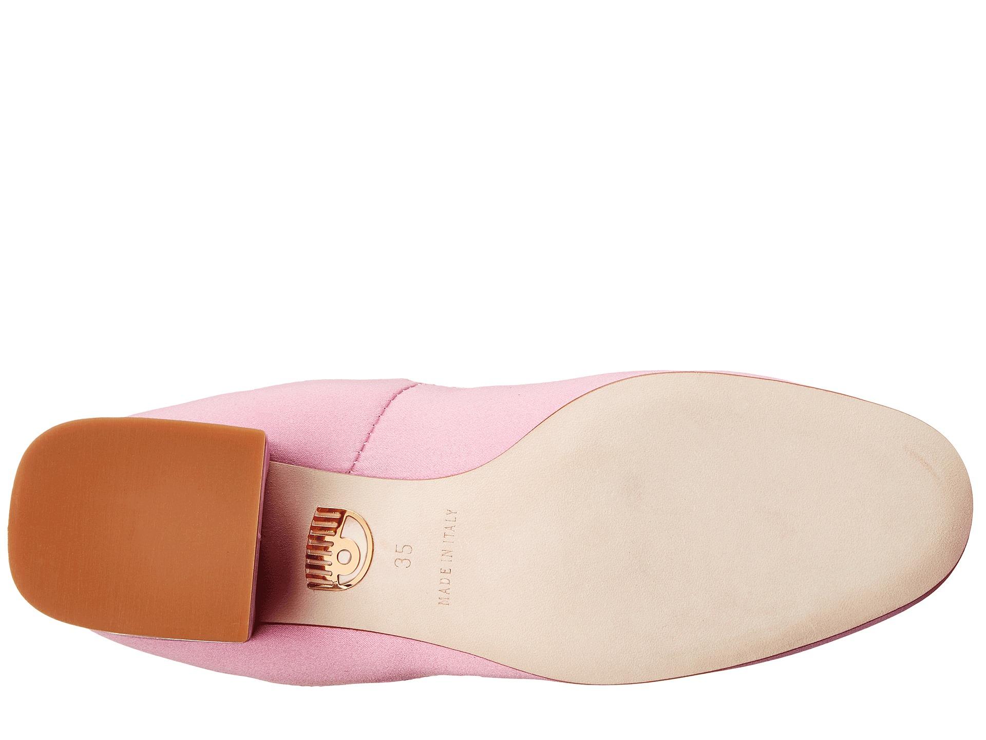Chiara Ferragni Shoes Size Chart