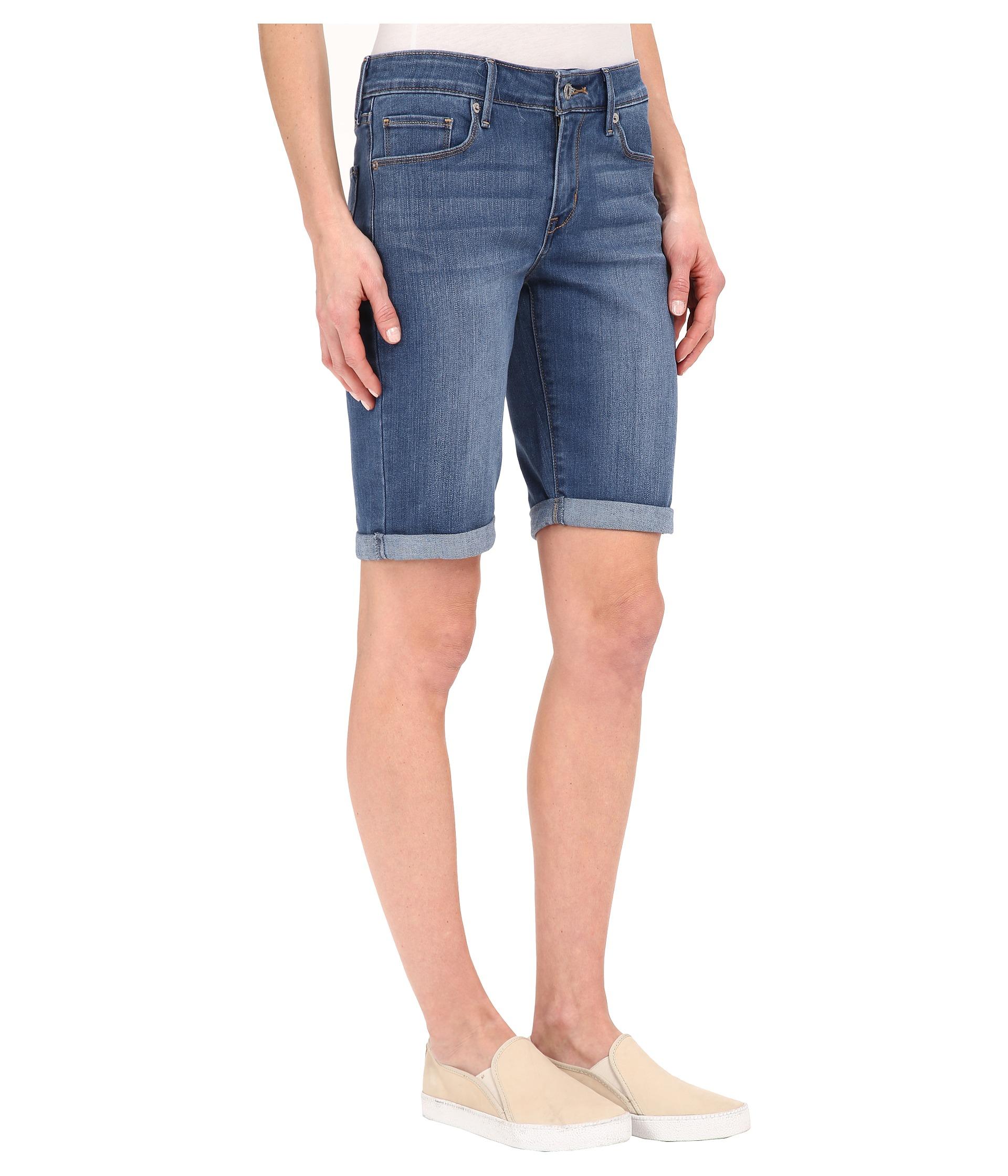 Levi's® Womens Bermuda Shorts Western Hue - Zappos.com Free Shipping BOTH Ways