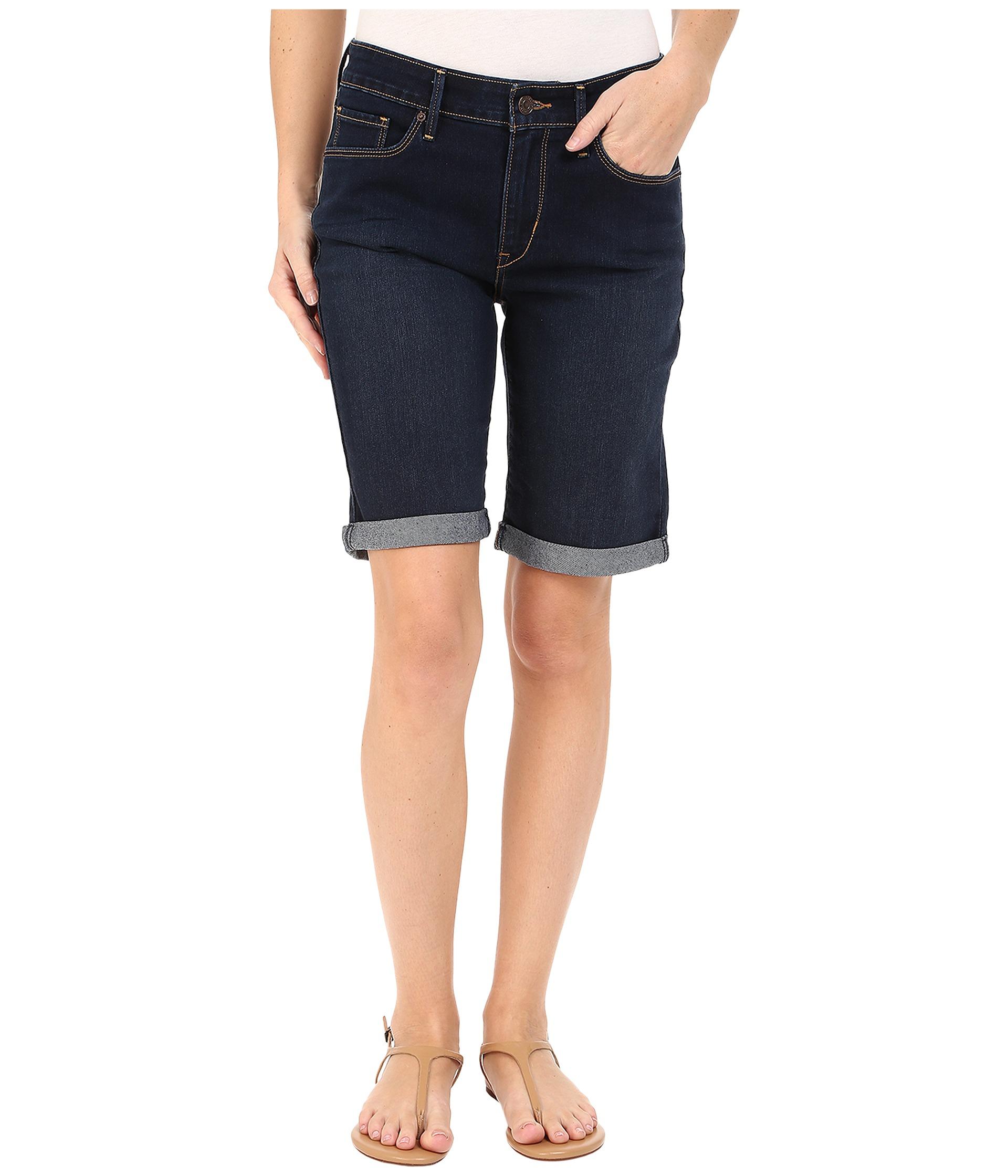 Levi's® Womens Bermuda Shorts Mulholland - Zappos.com Free Shipping BOTH Ways