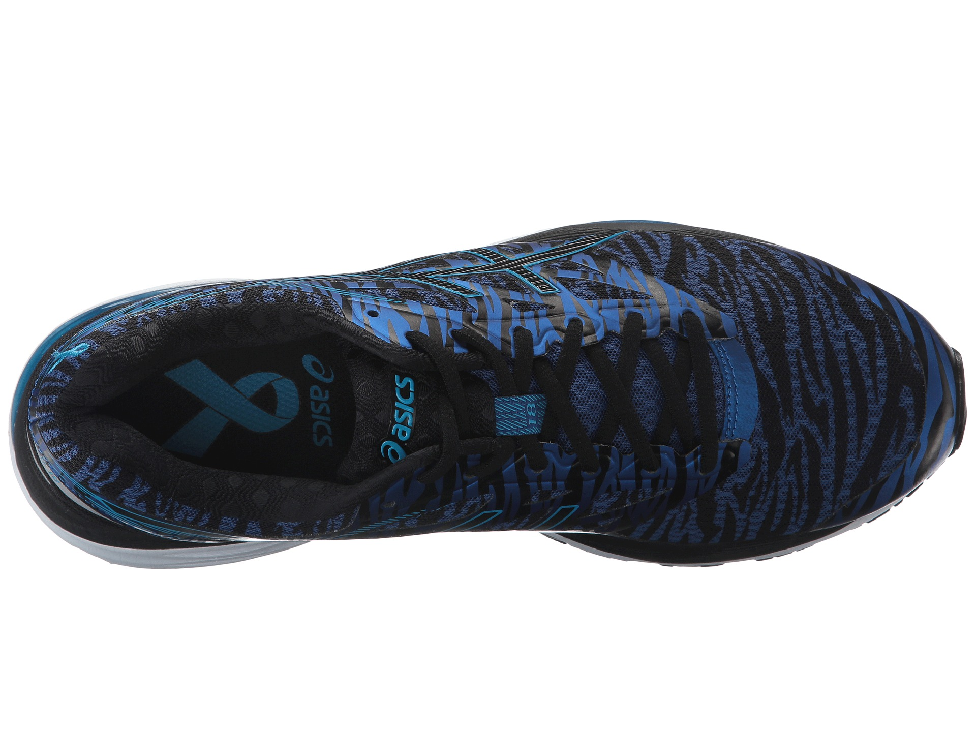 asics gel foundation 10 deepblue