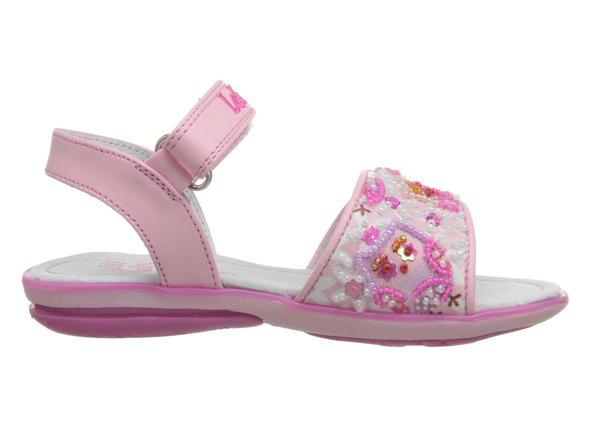 Lelli Kelly Kids Owls Sandal ToddlerLittle Kid Zappos