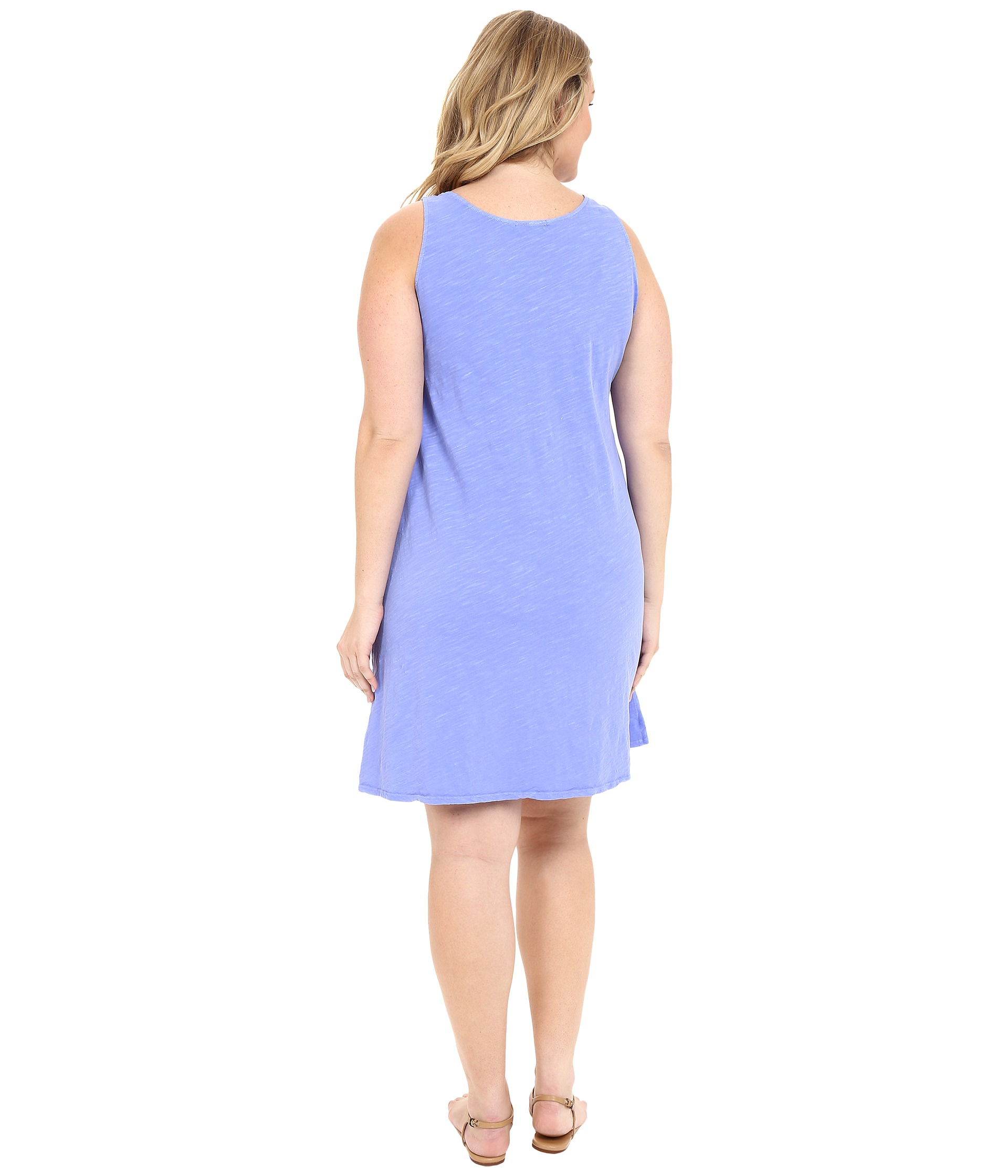 Extra Fresh By Fresh Produce Plus Size Drape Dress At