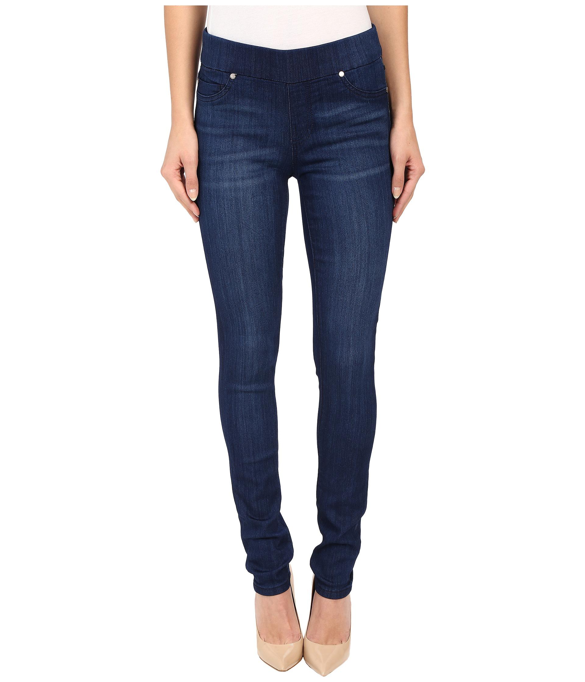 Liverpool Sienna Pull On Silky Soft Denim Skinny Jean