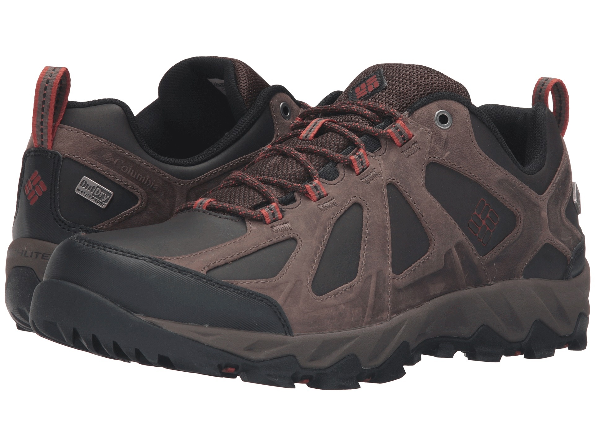 Columbia Men S Peakfreak Xcrsn Ii Low Leather Outdry Trail Shoes