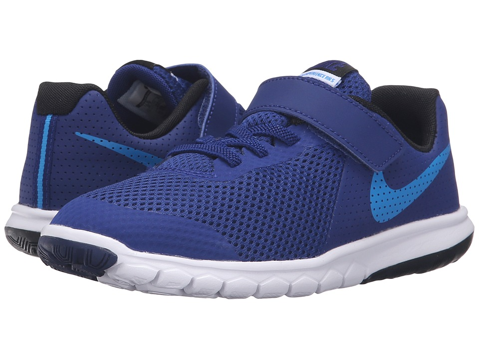219eac891d7 Nike Kids Flex Experience 5 Boys Shoes  a ...