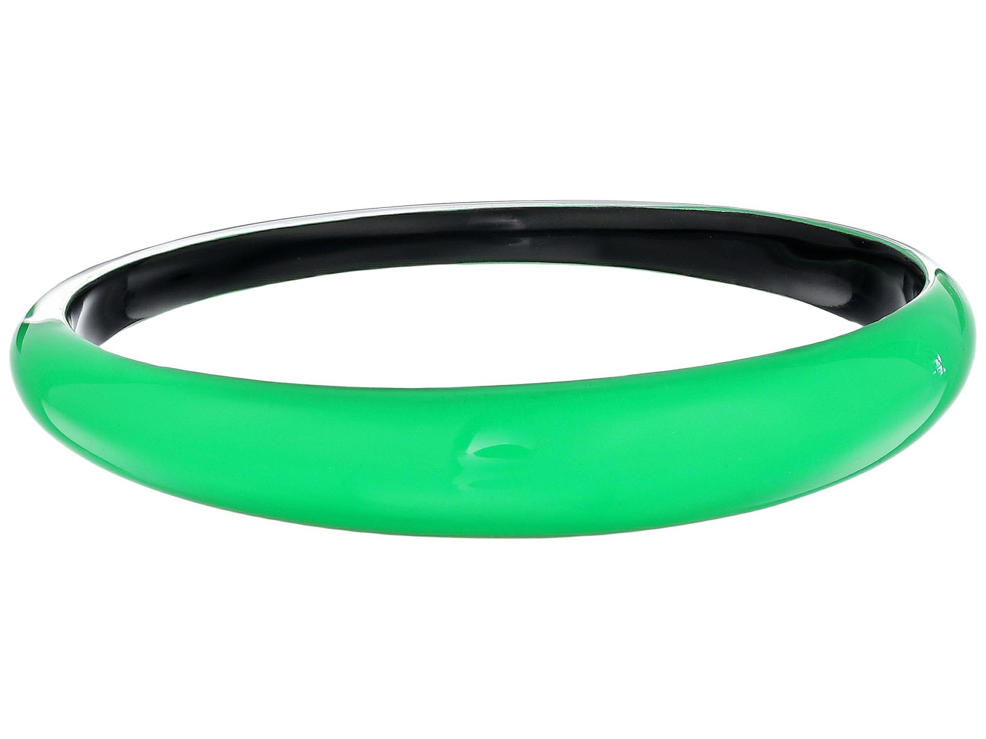 Alexis Bittar Slip-on Style Tapered Bangle Bracelet