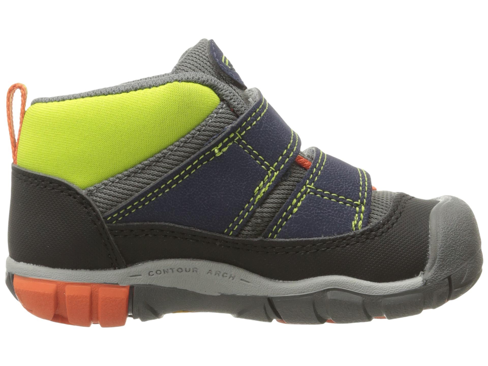 Keen Peek A Shoe Size