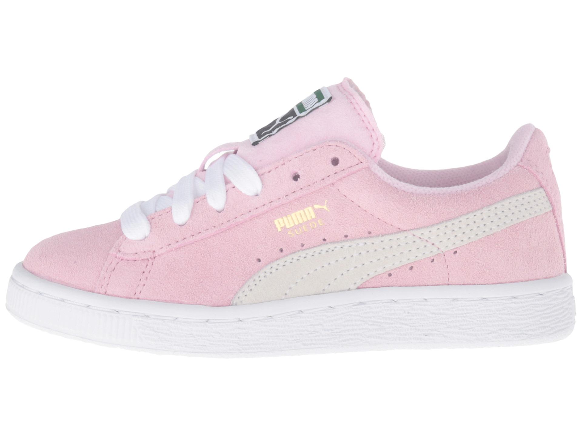 Buy baby pink suede pumas > OFF40% Discounts