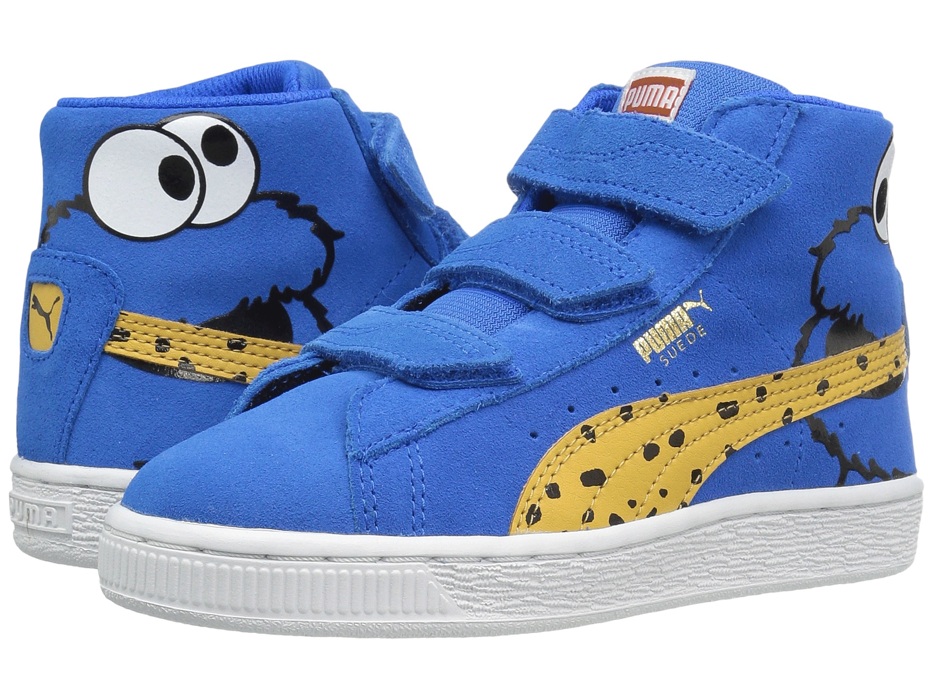 Kids Cookie Monster Shoes