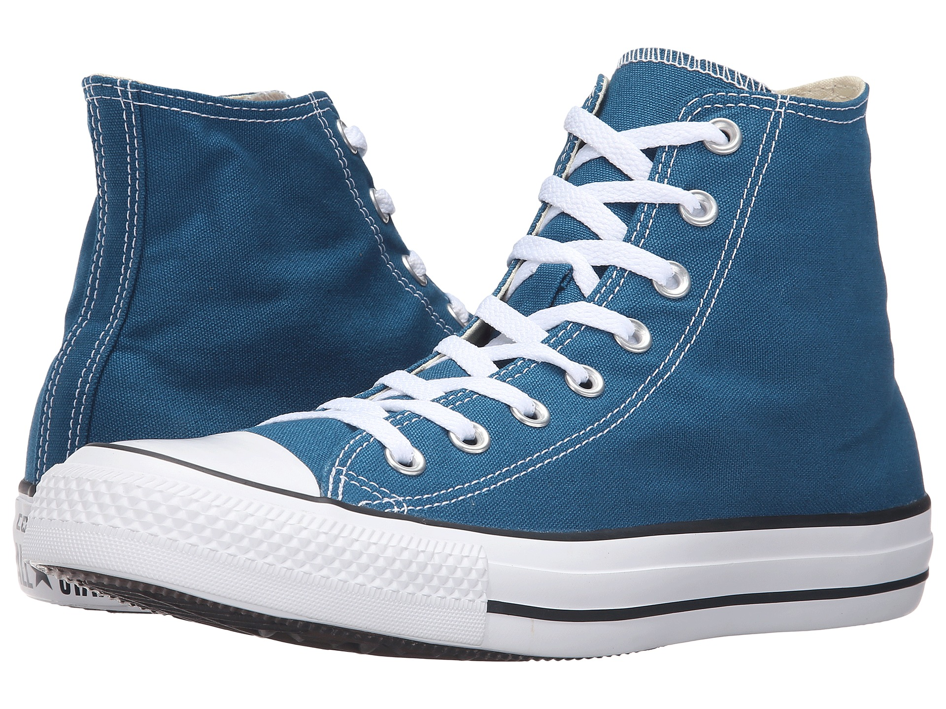 1c1effbaf4bd Converse Chuck Taylor® All Star® Seasonal Color Hi Blue Lagoon on PopScreen