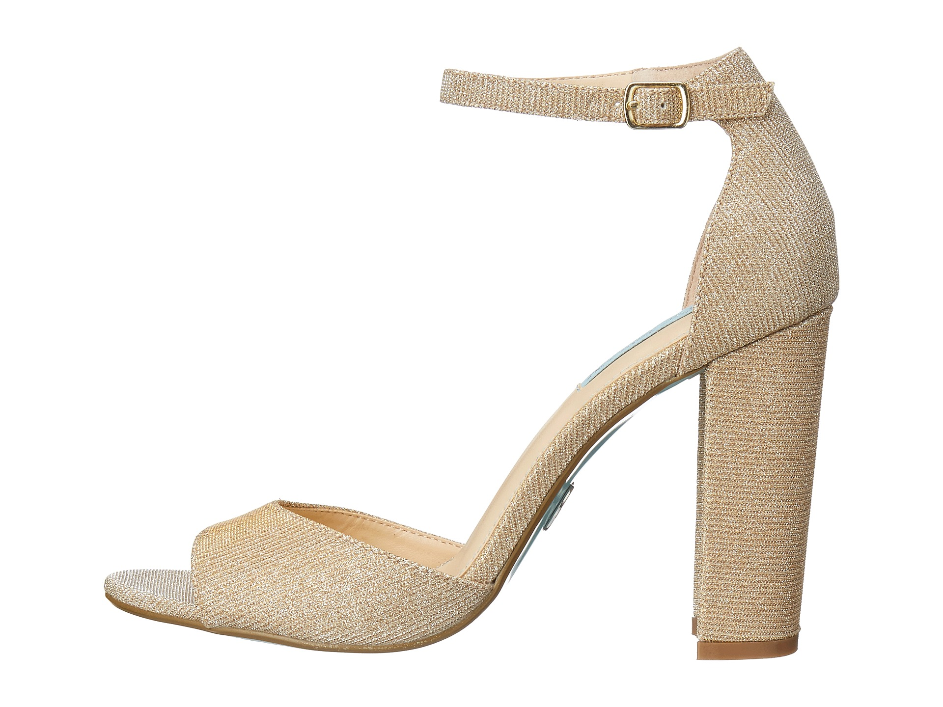 Blue By Betsey Johnson Carly Gold