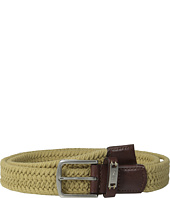 Cotton Webbed w/ Leather Tab and Tip Tommy Bahama