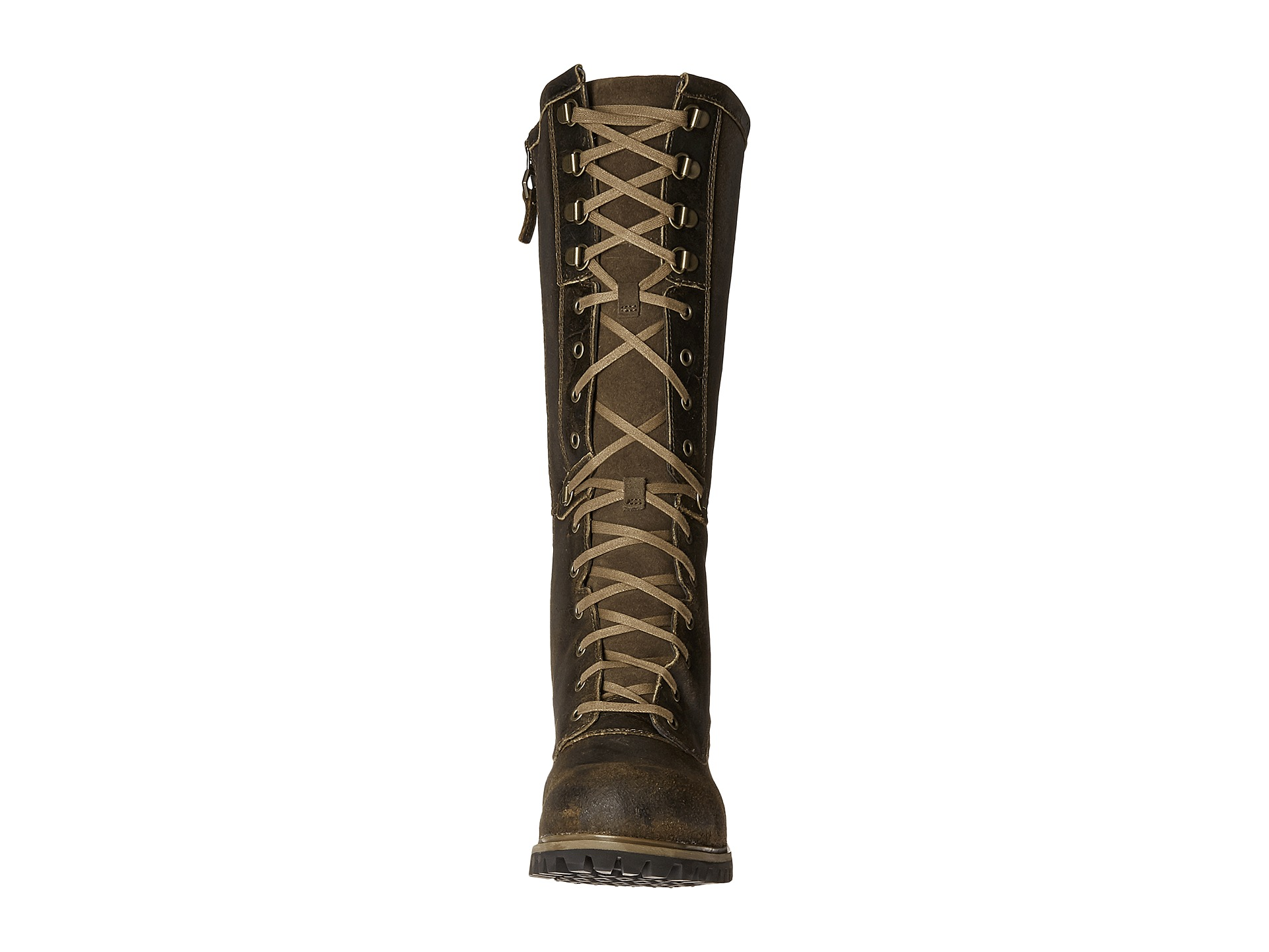 d733a8acc0c Tall Outdoor Lace Up Ugg Boots