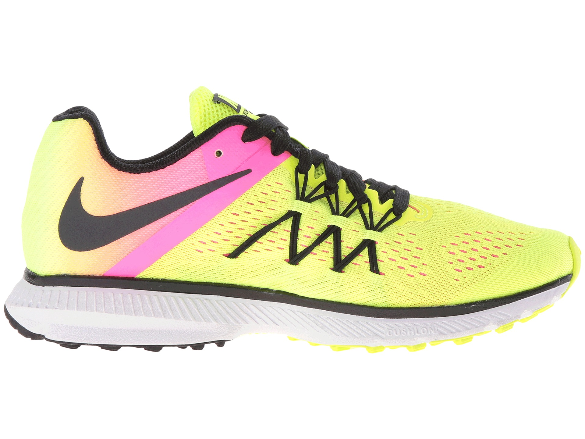 sports shoes 41cbc 88d79 ... nike zoom winflo 3 womens sky blue black . ...