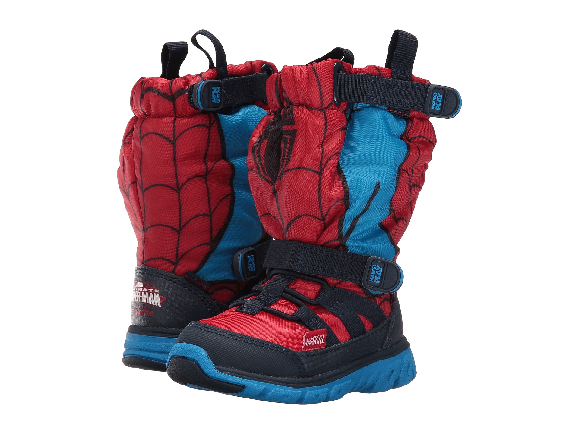 Stride Rite Baby Snow Boots | Division of Global Affairs
