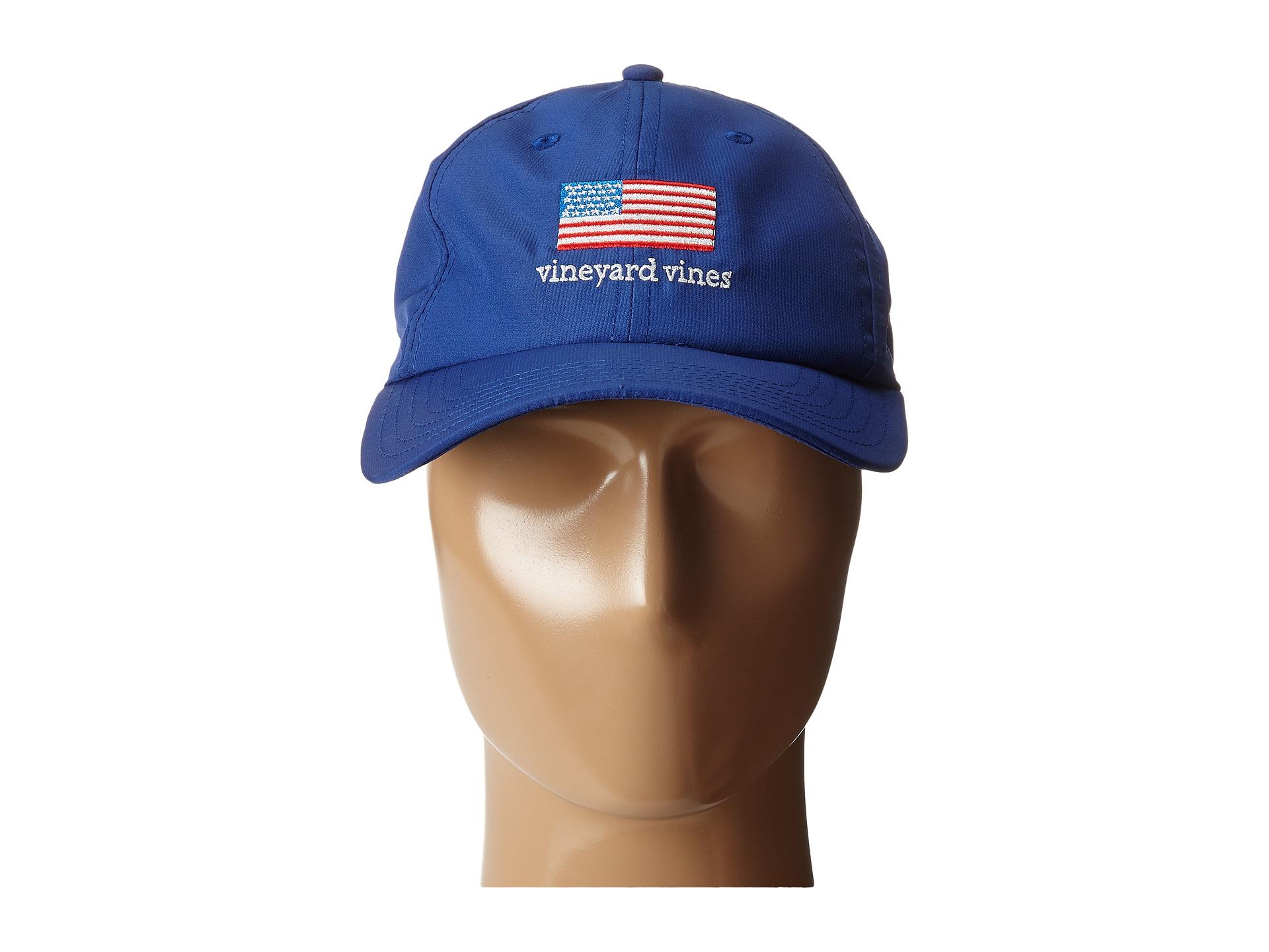 Vineyard Vines Flag Performance Hat Zappos Com Free