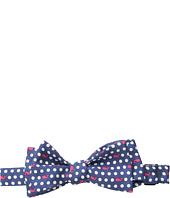 Printed Bow Tie-Polka Dot Whale Vineyard Vines