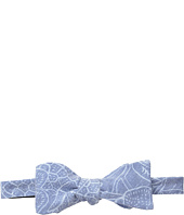Woven Bow-Pineapple & Hibiscus Vineyard Vines