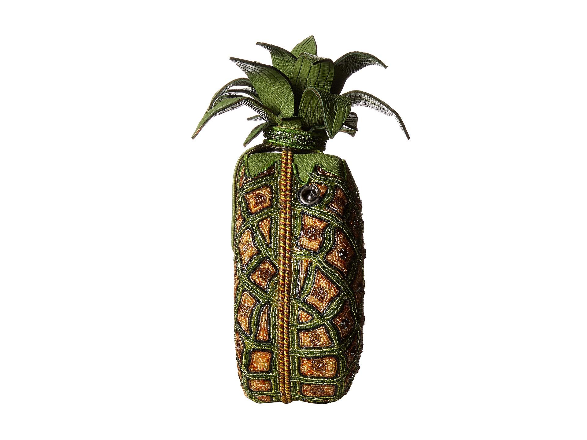 Beading Pineapple Slip On Shoes