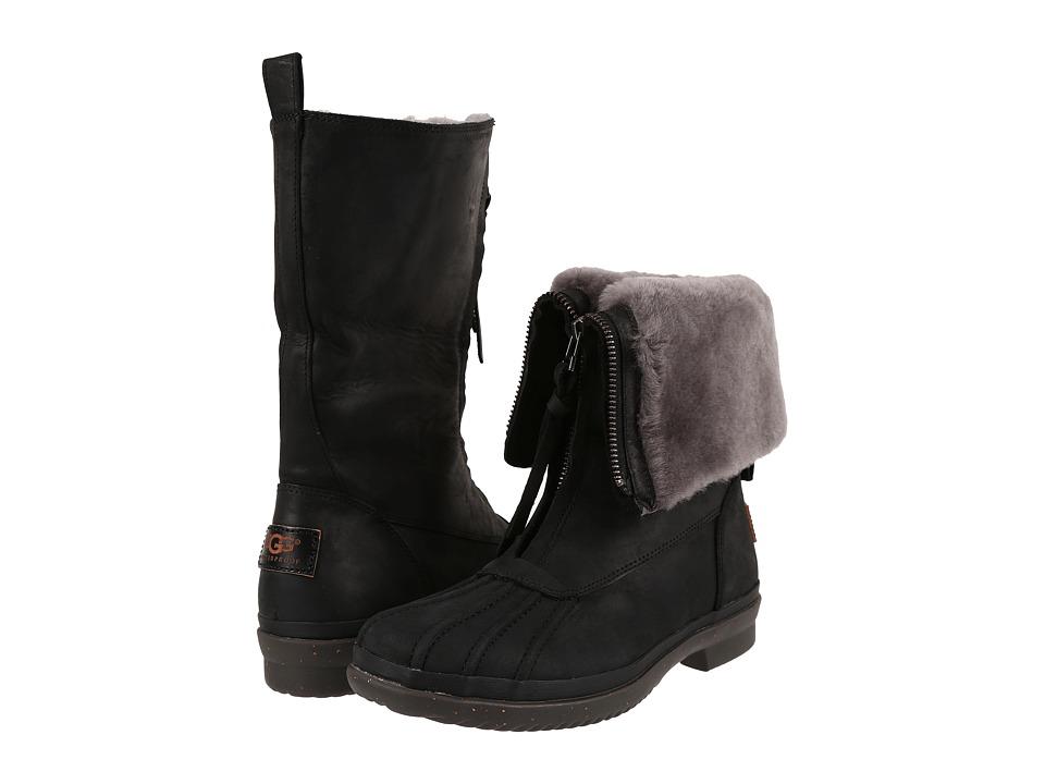 49a9d7fd7d9 Black Ugg Boots Zappos